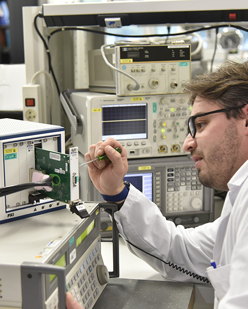 Matra Électronique labellisée TRUST Metrology