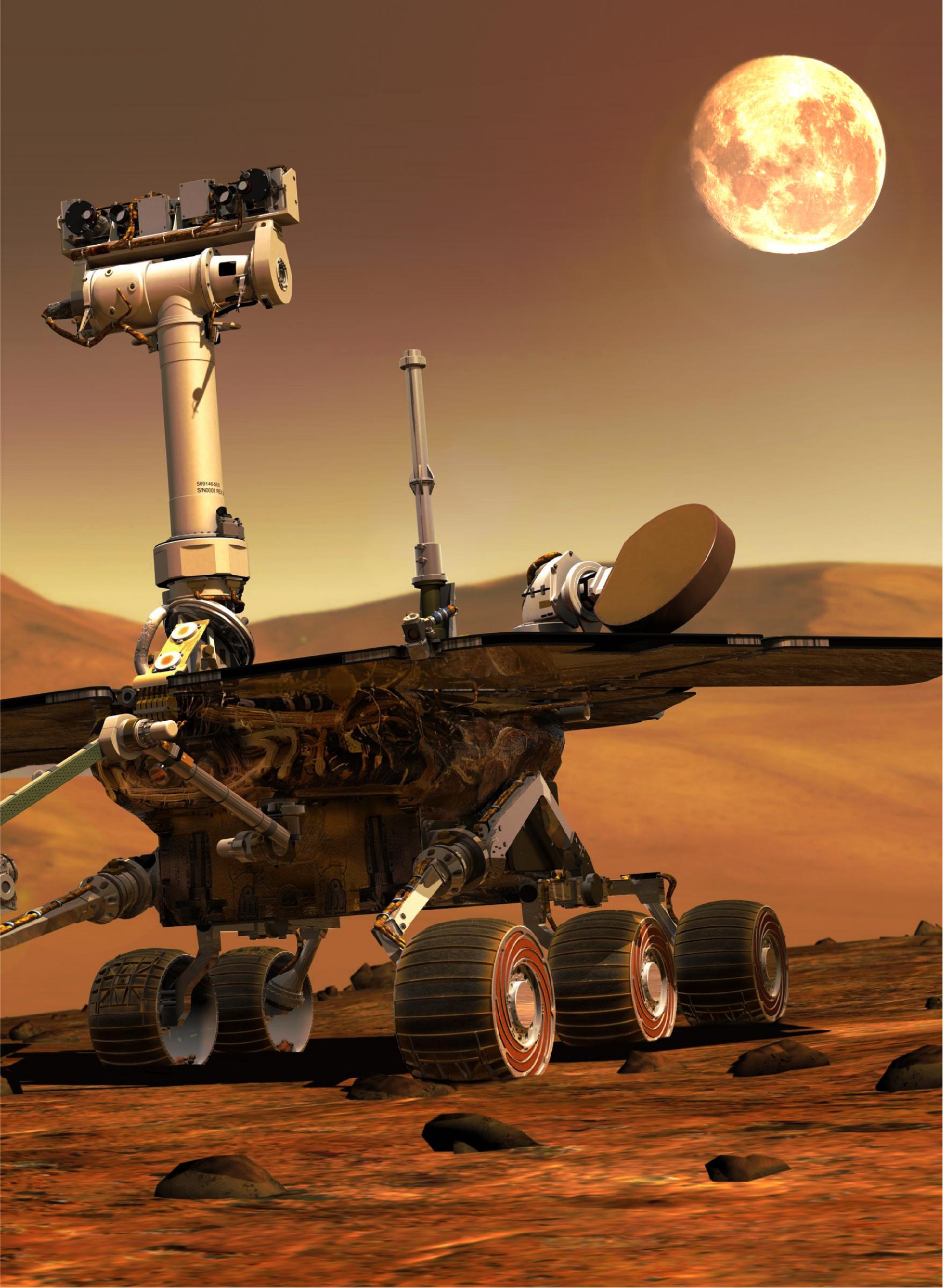 MISSION MARS 2020 RÉUSSIE MATRA ÉLECTRONIQUE