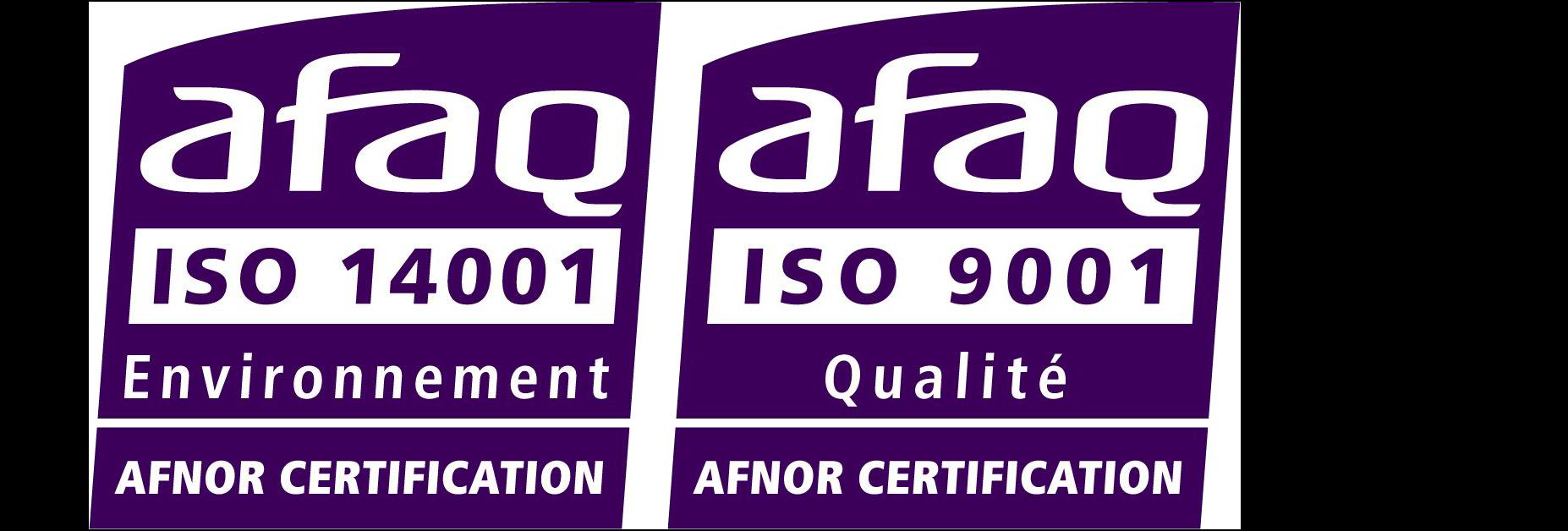 Afaq_9001 et 14001